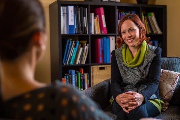 Psychologist Rachel Armstrong