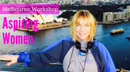 Aspiring Women - Melbourne Workshop
