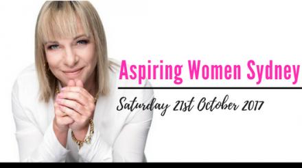 Aspiring Women Sydney fb EVENT COVER