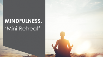 Mindfulness workshop Adelaide