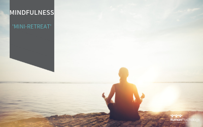 Mindfulness 'Mini-Retreat' Adelaide Workshop