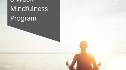 Mindfulness based stress reduction workshop Adelaide Human Psychology